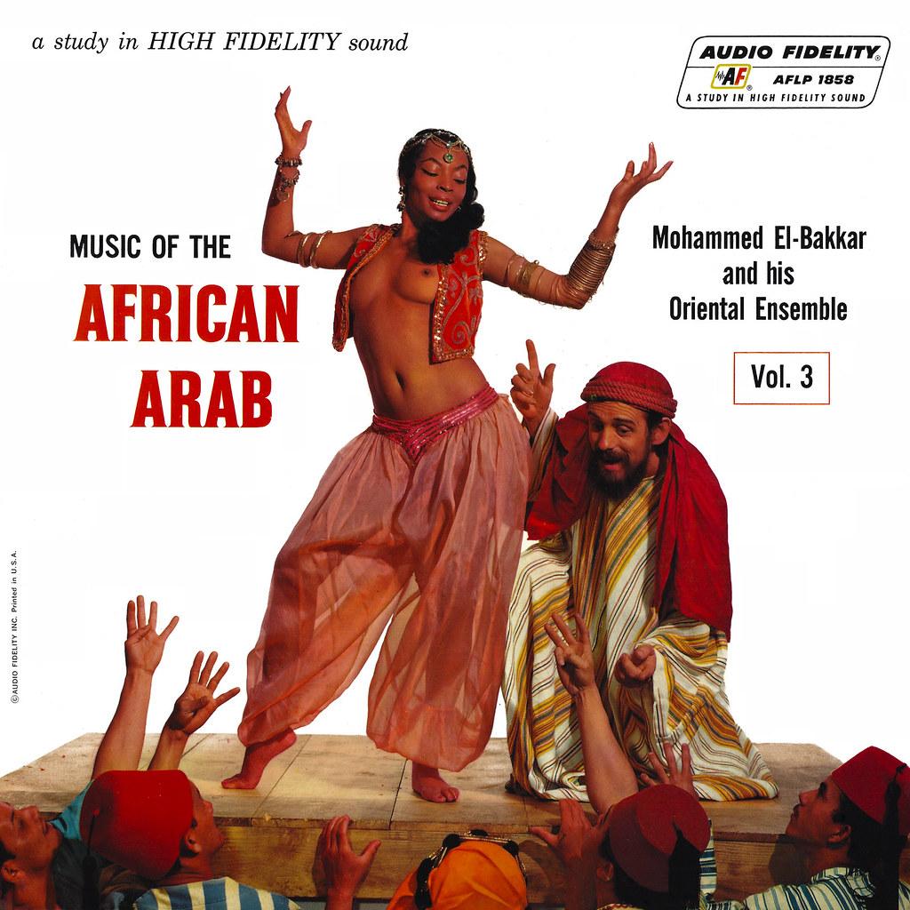 Mohammed El-Bakkar - Music of the African Arab