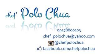 Chef Polo Chua