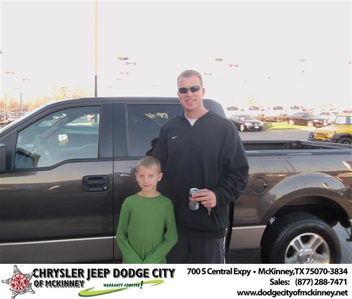 Happy Anniversary to Richard A Boring on your 2006 #Ford #F150 from Gary Lubbers  and everyone at Dodge City of McKinney! #Anniversary by Dodge City McKinney Texas