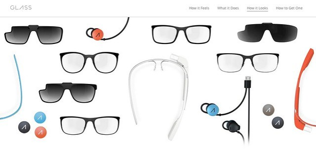 design google glass 2
