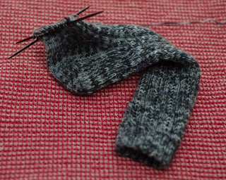 Another Sock, Another Heel