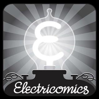 Electricomics Logo Square