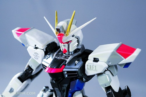 Metal Build Freedom Gundam Prism Coating Ver. Review Tamashii Nation 2012 (31)