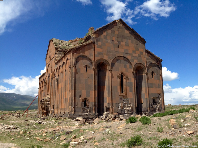 Cathedral at Ani