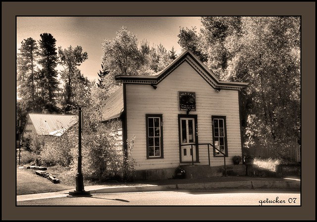 Breckenridge CO  Church