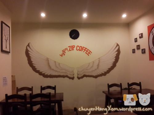 Zip - Nếm cà phê tự rang xay của ông chủ mê cà phê
