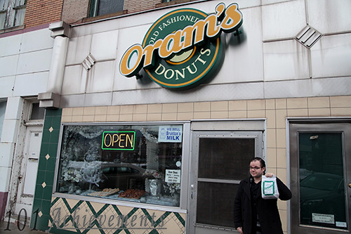 Donuts at Oram's