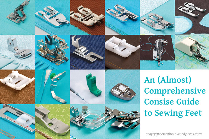 Sew Crazy An Almost Comprehensive Concise Guide To Sewing Feet Beauteous Sewing Machine Presser Feet Cheat Sheet