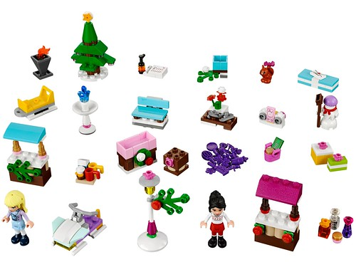 41016 LEGO Friends Advent Calendar