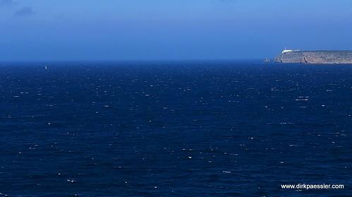 Cabo St. Vincente, Portugal by Dirk Paessler