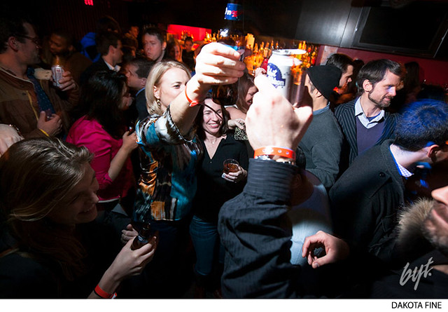 BYT hosts the Social Radar launch party at 1776 in Washington, DC on February 27, 2014.