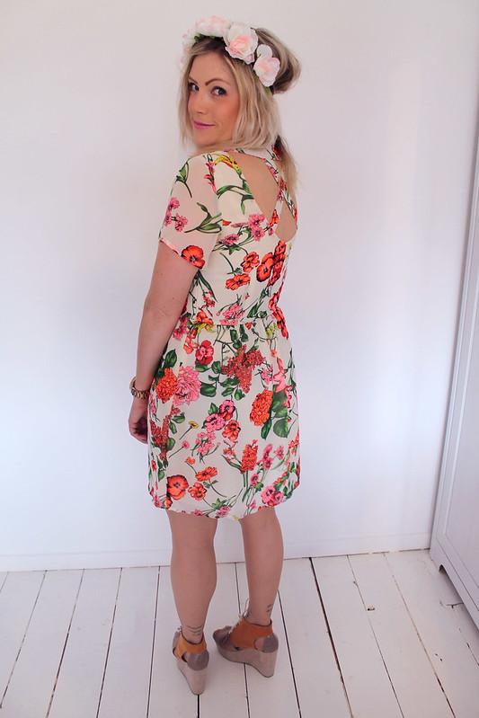 Poppy Lux dress
