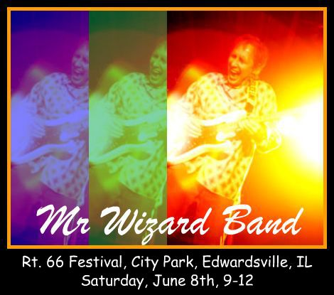 Mr Wizard band 6-8-13