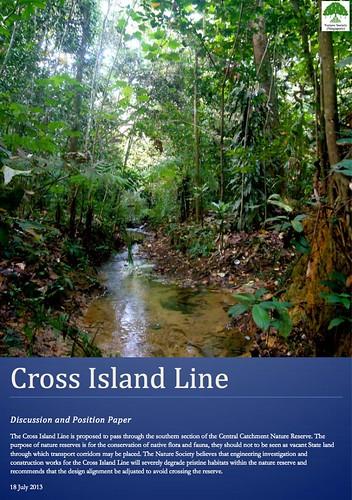NSS Cross Island Line
