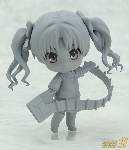 Nendoroid Shirai Kuroko