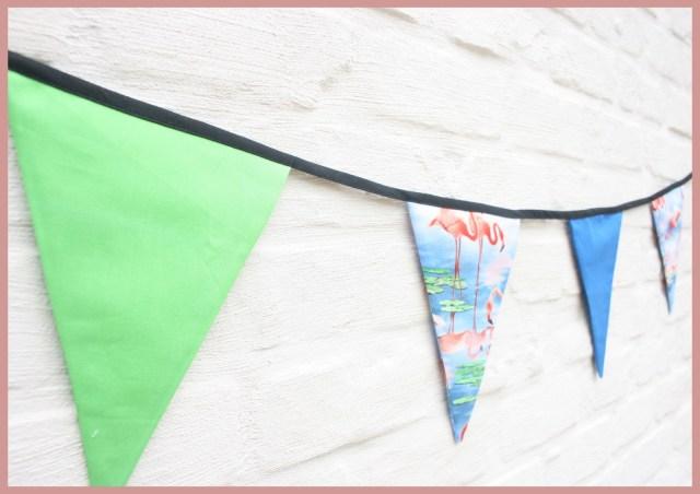 vlaggenlijn voor johanna (hanging)