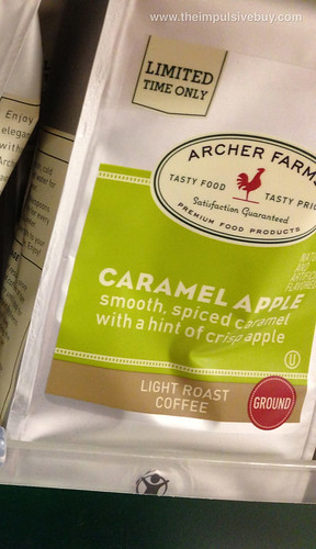 Archer FArms Caramel Apple Coffee