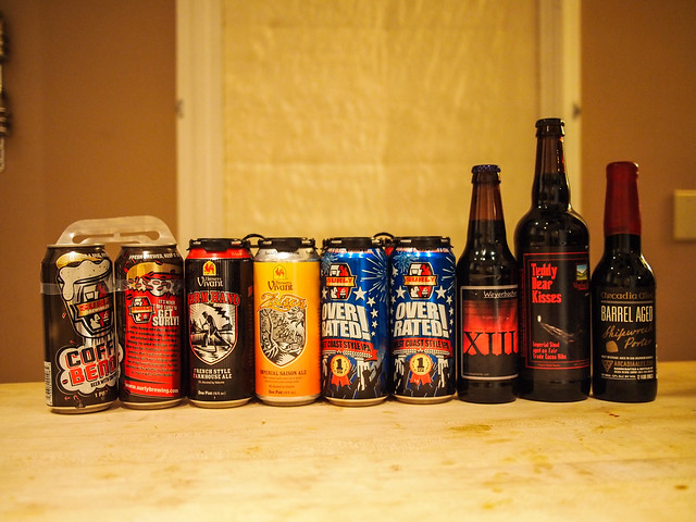 November Chicago Beer Haul