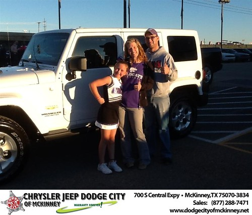 Happy Birthday to Traci Tatum from Joe Ferguson  and everyone at Dodge City of McKinney! #BDay by Dodge City McKinney Texas