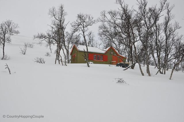 Arctic Norway houses