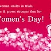 Happy International Women's Day 2017 Best Facebook Cover Pictures.