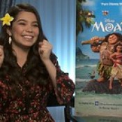 Thanks everyone for watching our celebrity interviews at SIDEWALKSTV.COM this week, especially the adorable AULI'I CRAVALHO, the voice of Moana. Check out Auli'i and more of your favorite celebrities at our official website.  Please share and follow us. #
