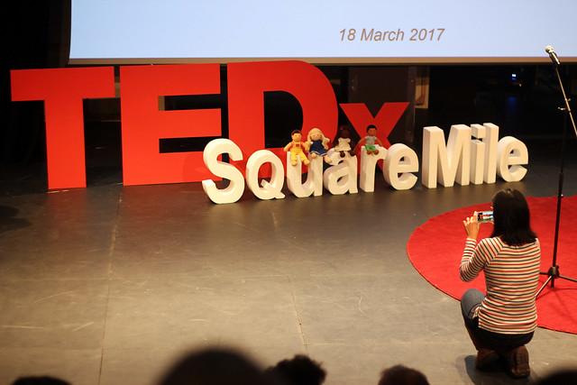 TEDxSquareMile 2017 - The School of Tomorrow