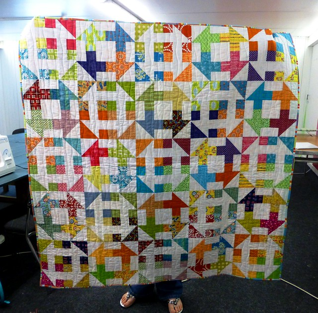 Bee Blessed Quilt for Siblings Together June13