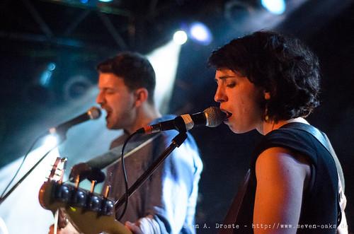 David Pfeffer & Eva Marxen / David Pfeffer & Band (SAD_20131204_NKN2911)