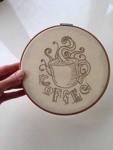 coffee hoop