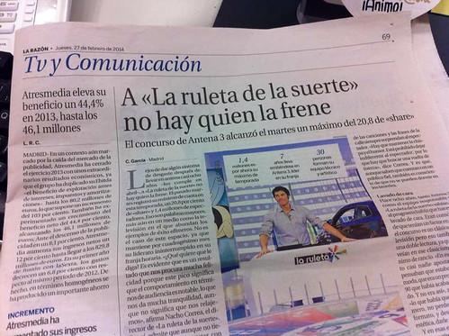 Entrevista La Razón