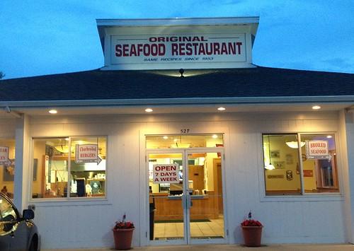 Original Seafood Storefront