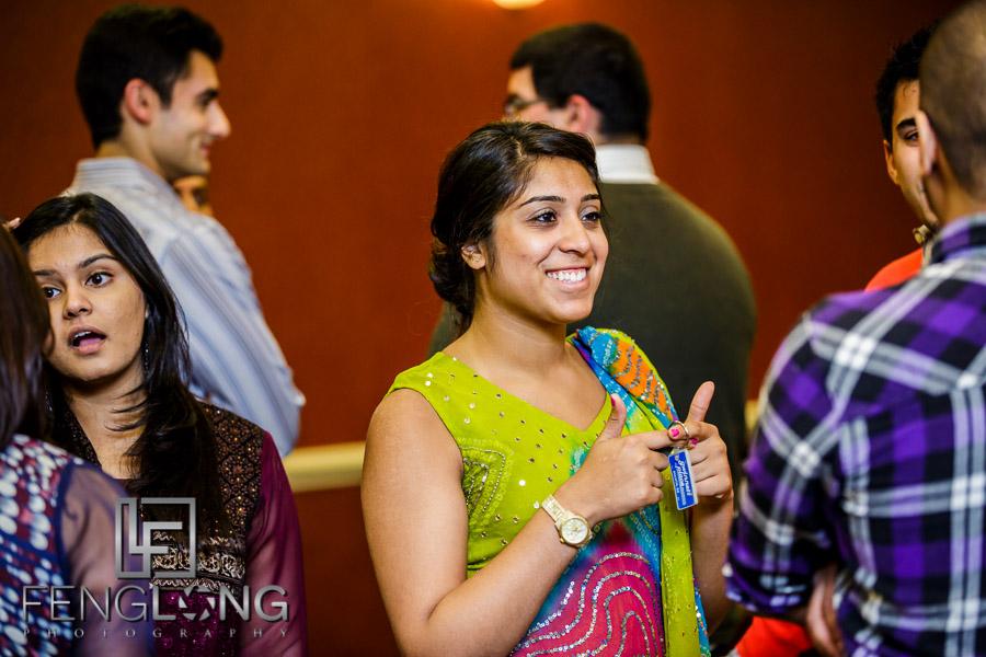 Nadia & Sohail's Mehndi | Hilton Atlanta Northeast | Atlanta Ismaili Indian Wedding Photography