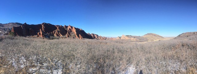 Picture from Roxborough State Park