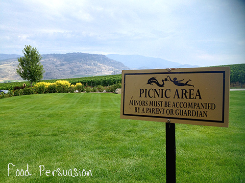 Picnic Area at Hester Creek