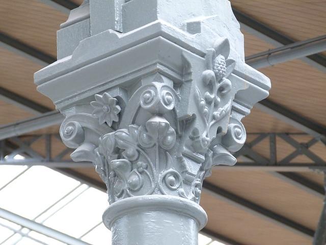 Corinthian pillar