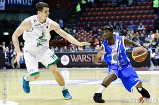 Marques Green (Sassari) vs Benjamin Ortner (Siena)
