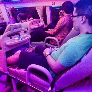 Sleeper Bus, Vietnam