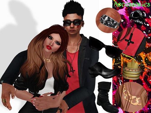 FASHION COLLABORATION: RAIN[ZXRAINXZ] & BRIGGY B. by BRIGGY B. {FASHION BLOGGER}