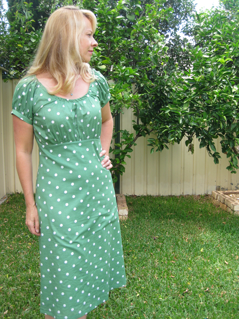 Dress from Serendipity Sews