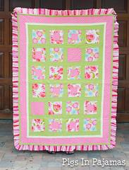 Grandma Flower Quilt