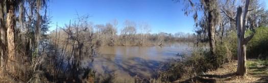 Alabama, Cahaba Rivers at Old Cahawba