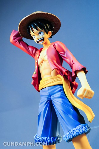 Monkey D. Luffy - P.O.P Sailing Again - Figure Review - Megahouse (24)