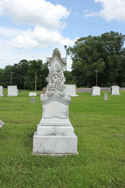 Mary Kelley Monument, Utica Cemetery, Utica MS