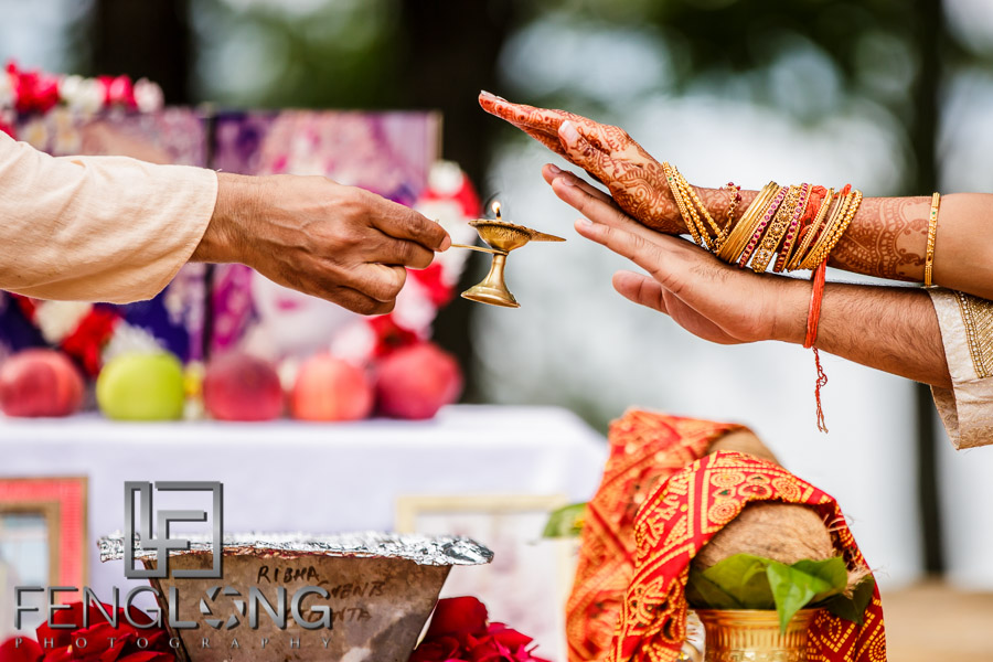 Atlanta Hindu Indian Wedding at Lake Lanier
