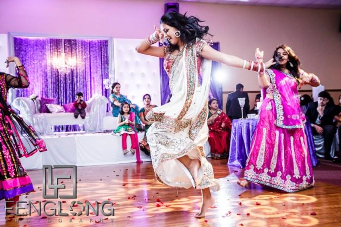 Atlanta Bengali Wedding at Shahi Bazaar