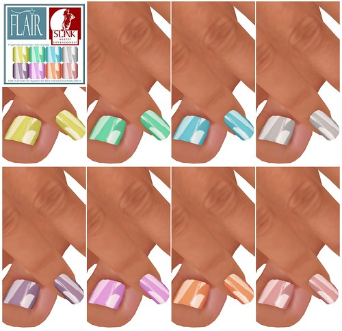 Flair - Nails Set 88
