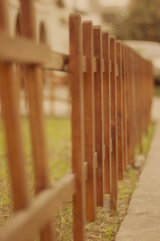 Rejas de madera