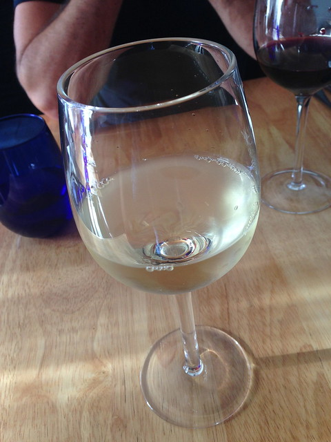 White wine - Roxy's Cafe