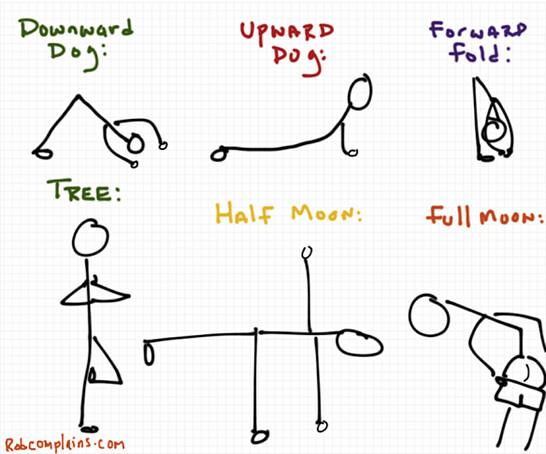 yoga-pose-drawings